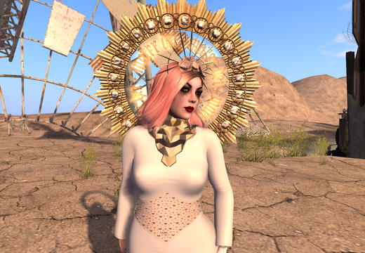 Our  Lady of the Wastelands